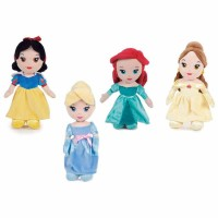Printesele Disney Set 4 buc 30 cm