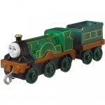Locomotiva cu vagon Emily, Thomas Trackmaster, Push Along, Fisher Price, FXX19