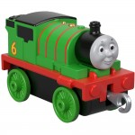 Locomotiva Percy, Thomas And Friends, Push Along, Fisher Price, FXX03