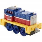 Locomotiva Ivan, Thomas Adventures, Fisher Price, FBC36