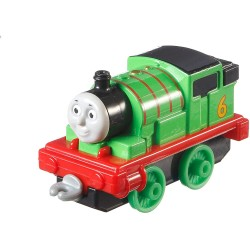 Locomotiva Percy, Thomas Adventures, Fisher Price, DXR80