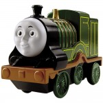 Locomotiva Emily, Thomas Motorized Railway, Fisher Price, BGM90