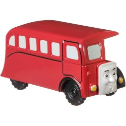 Locomotiva Autobuz Bertie, Thomas And Friends, Push Along, Fisher Price, FXX09