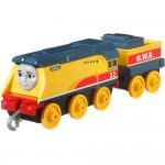 Locomotiva Rebecca, Thomas And Friends, Push Along, Fisher Price, FXX27