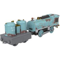 Locomotiva cu vagon Lexi, TrackMaster, Thomas and Friends, Fisher Price, GPL48