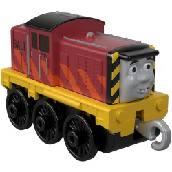 Locomotiva Salty, Thomas And Friends, Push Along, Fisher Price, GDJ49
