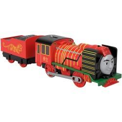 Locomotiva cu vagon Yong Bao, TrackMaster, Thomas and Friends, Fisher Price, GPL47