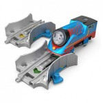 Extensie Turbo cu locomotiva Thomas, TrackMaster, Thomas and Friends, Fisher Price, FPW69
