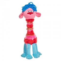 Prince D, Trolls World Tour, Papusa Plus, 43 cm, TWT11
