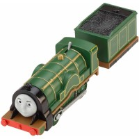 Locomotiva Emily cu vagon, Thomas TrackMaster, Fisher Price, CDB69