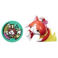 Jibanyan Figurina cu Medalie Yo Kai Watch