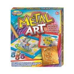 Set creativ, Metal art, Creative Kids, 76265