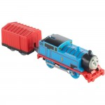 Locomotiva cu vagon Thomas, TrackMaster, Thomas and Friends, Fisher Price, BML06