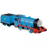 Locomotiva cu vagon Gordon, Thomas TrackMaster, Fisher Price, BML09