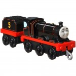 Locomotiva cu vagon James, Thomas And Friends, Push Along, Fisher Price, GHK69