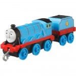 Locomotiva cu vagon Gordon, Thomas And Friends, Push Along, Fisher Price, FXX22